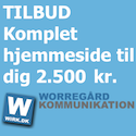 WIRK.DK kommunikation