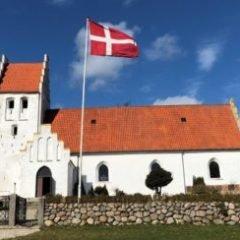 Aftengudstjeneste i Sh. Lyndelse kirke.